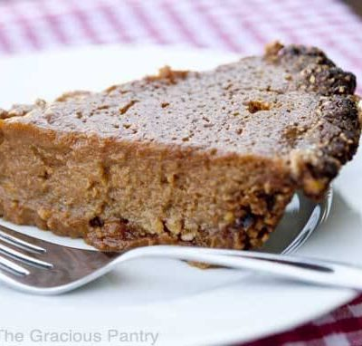Clean Eating Sweet Potato Pie Recipe