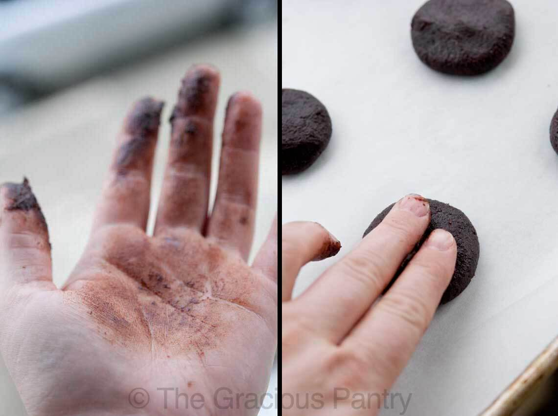 Clean Eating Death By Chocolate Cookies