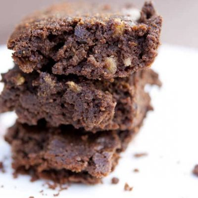Clean Eating Freedom Brownies Recipe