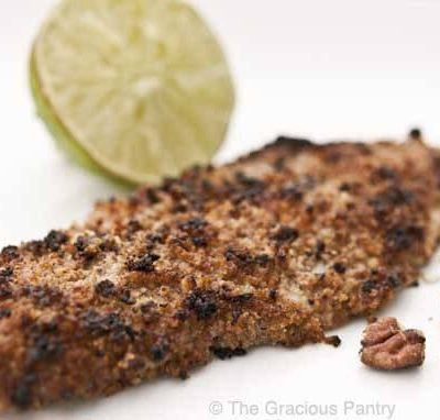 Dover Sole Recipe With Pecan Crust