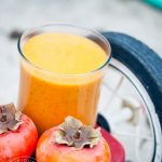 Clean Eating Kid's Persimmon Smoothie Recipe