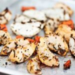 Clean Eating Roasted Rosemary Root Vegetables
