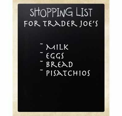 Clean Shopping At Trader Joe's