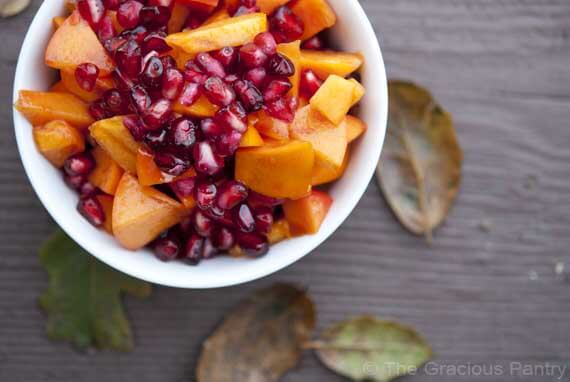 Clean Eating Winter Harvest Fruit Salad