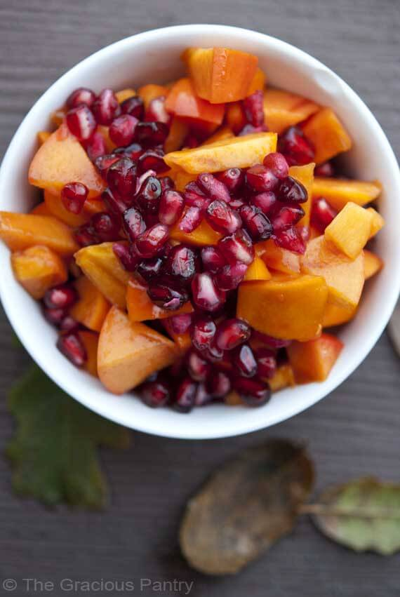 Clean Eating Winter Harvest Fruit Salad - Clean Eating