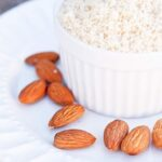 Wondering how to make almond flour? Here's how! It's easy!