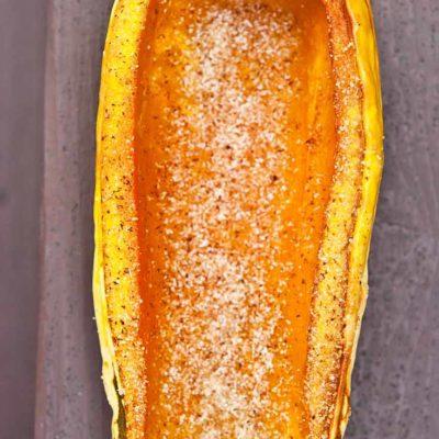 Baked Delicata Squash