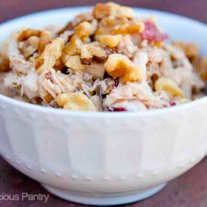 Clean Eating Chicken Endive Salad Recipe