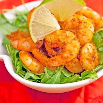 Clean Eating Taco Shrimp Recipe