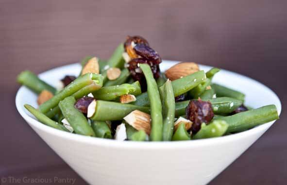 Clean Eating Cranberry Green Bean Salad Clean Eating