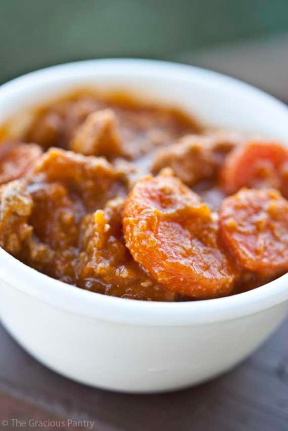 Clean Eating Pumpkin Turkey Chili Recipe