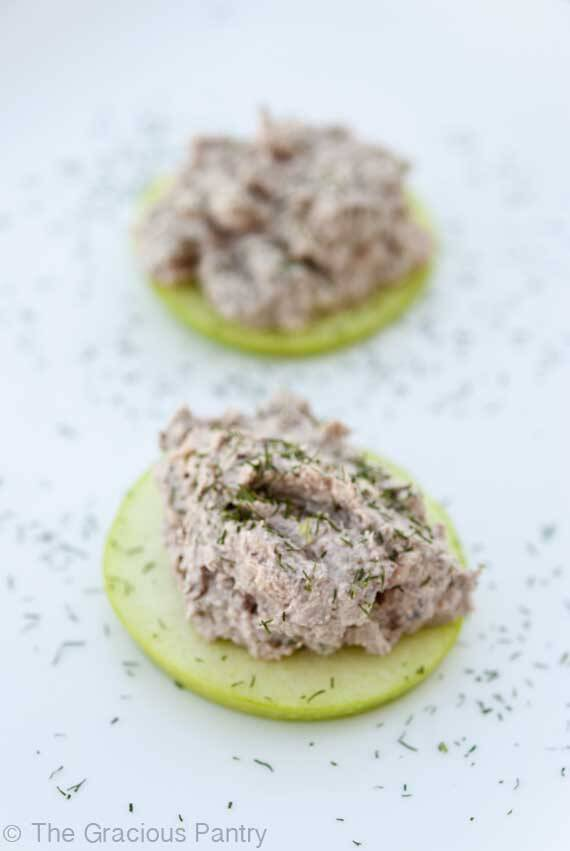 Clean Eating Pecan Salmon Dip Recipe