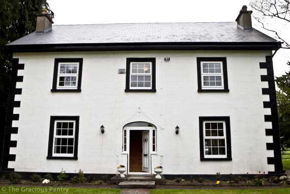 The Ashton House in Avoca where we stayed. This is from the trip I took to Ireland which inspired this recipe for Clean Eating Irish Colcannon