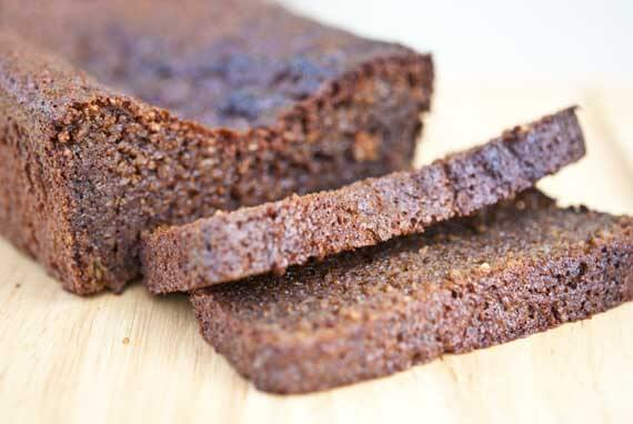 Clean Eating Irish Spice Bread