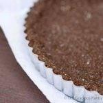 Clean Eating Chocolate Pie Crust