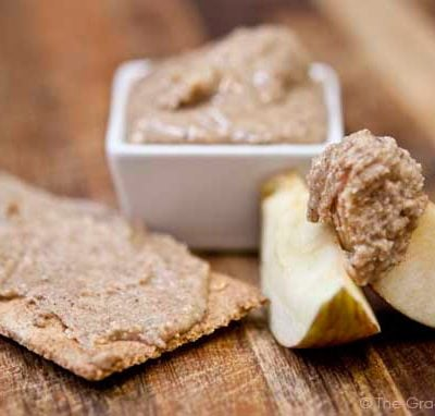 Clean Eating Cinnamon Almond Butter