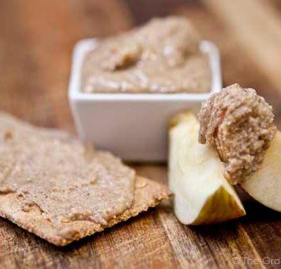 Cinnamon Almond Butter Recipe