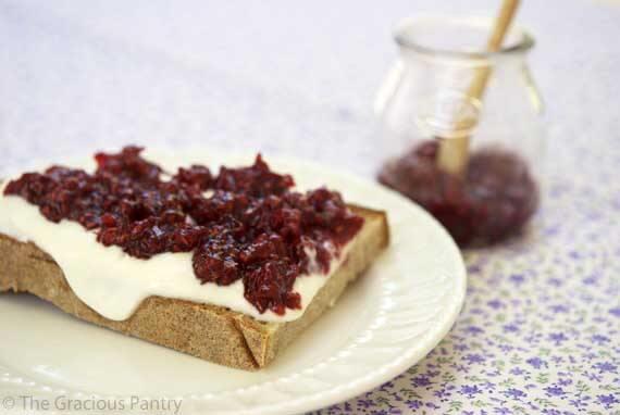 Raspberry Butter Recipe