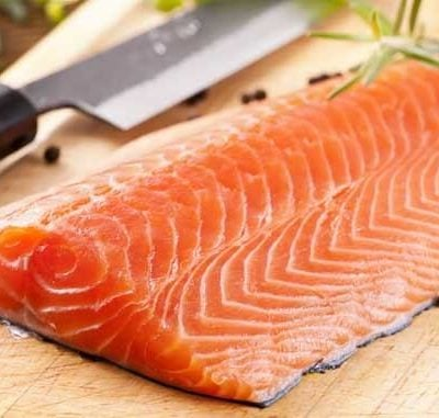 Clean Eating Cedar Plank Salmon