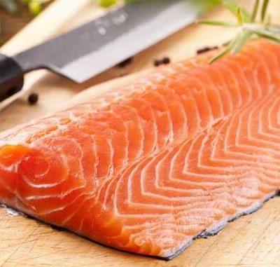 Clean Eating Cedar Plank Salmon
