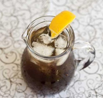 Clean Eating Sweet Tea Recipe