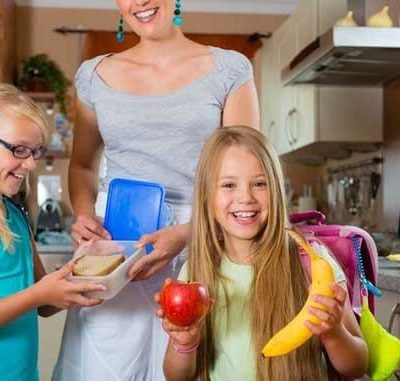 Back To School With Clean Eating!