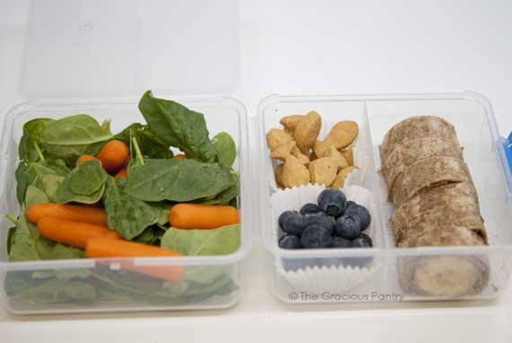Clean Eating Bento Box Ideas