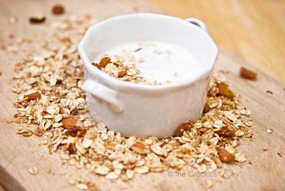 Cereal Recipe