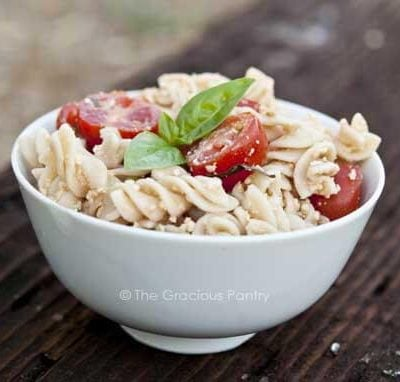 Clean Eating Friendship Pasta Salad