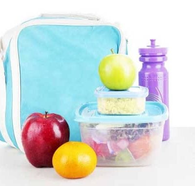 Clean Eating School Lunches
