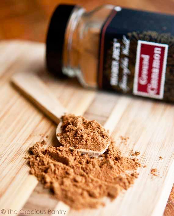 Clean Eating Pumpkin Spice Mix Recipe