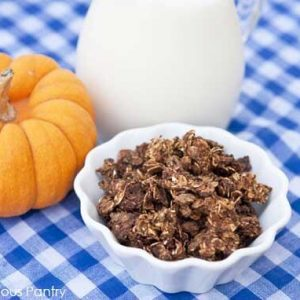Clean Eating Pumpkin GranolaClean Eating Pumpkin Granola