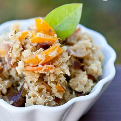 Vegetable Quinoa Recipe