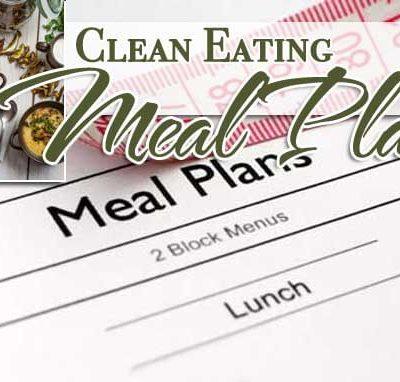 Clean Eating Meal Plans: Clean Eating Vs. Paleo