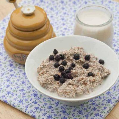 Almond Porridge Recipe