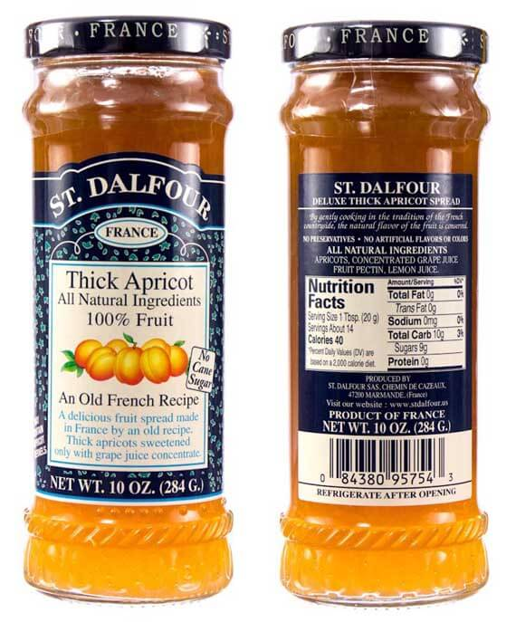 recipe: apricot jam salsa [16]