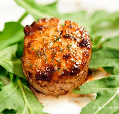 SIMPLE MEALS: Clean Eating Simple Sea Scallops