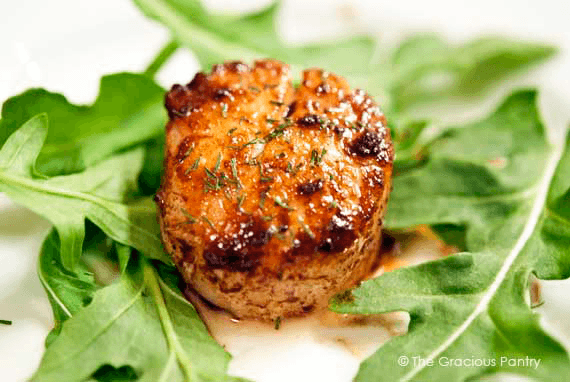 Simple Sea Scallops Recipe The Gracious Pantry