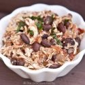 Clean Eating Black Bean Mexican Chicken