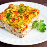 Clean Eating Spring Time Breakfast Casserole Recipe