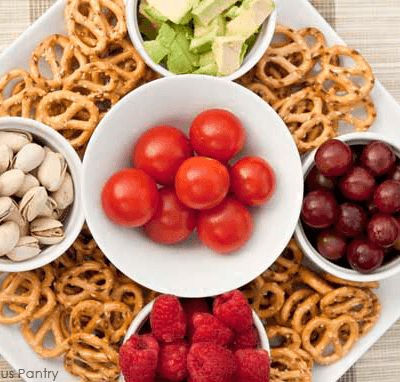 Clean Eating Party Trays