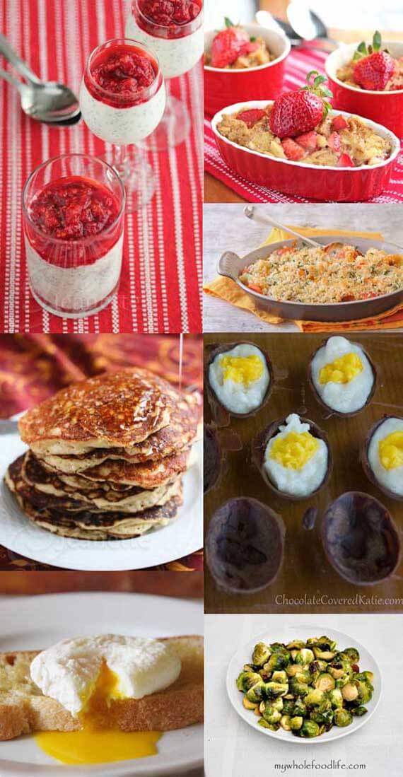 20 Clean Eating Easter Recipes