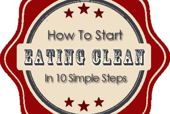 How To Start Eating Clean