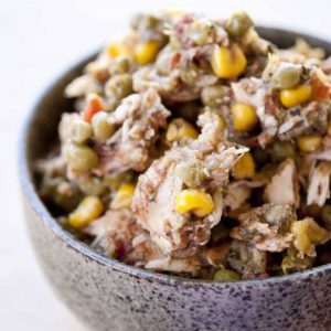 Clean Eating Slow Cooker Dump Chicken And Vegetable