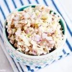 Clean Eating Traditional Tuna Salad