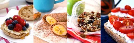 10 Clean Eating On-The-Go Breakfast Recipes