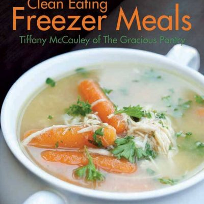 Win My Clean Eating Freezer Meals Cookbook!