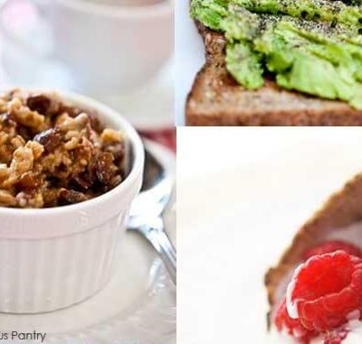 11 Quick & Easy Clean Eating Back To School Breakfast Ideas