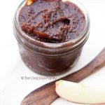 Clean Eating Overnight Apple Butter