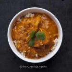 Clean Eating Slow Cooker Pumpkin Chicken Curry